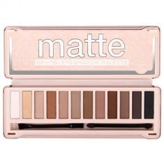 Palette 12 Fards Nude Mat Finish