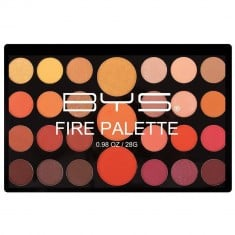 Palette 27 Fards Fire