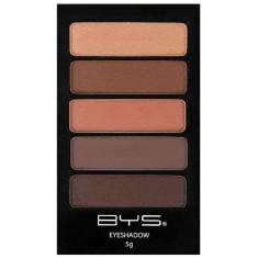 Palette 5 Fards Neutrals