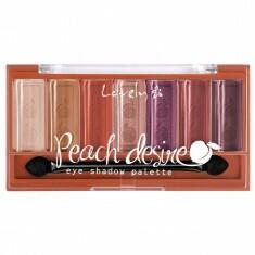 Palette 7 Fards Peach Desire