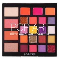 Palette Full Make-up Pop Art