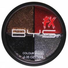 Palette FX 4 Fards Glitter