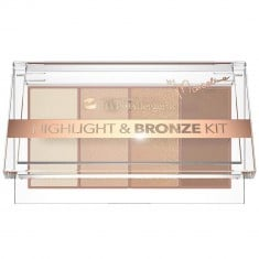 Palette Highlight & Bronze Hypoallergénique