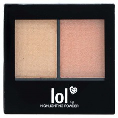 Palette Highlighter Duo
