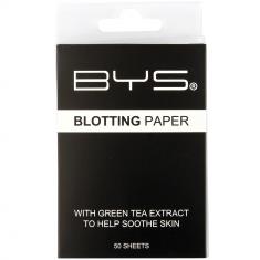 Papier Matifiant au Thé Vert x50 vue de face