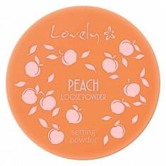 Poudre Libre Matifiante *Peach Edition*