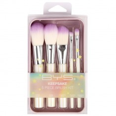 Kit 5 Pinceaux Make-up Unicorn