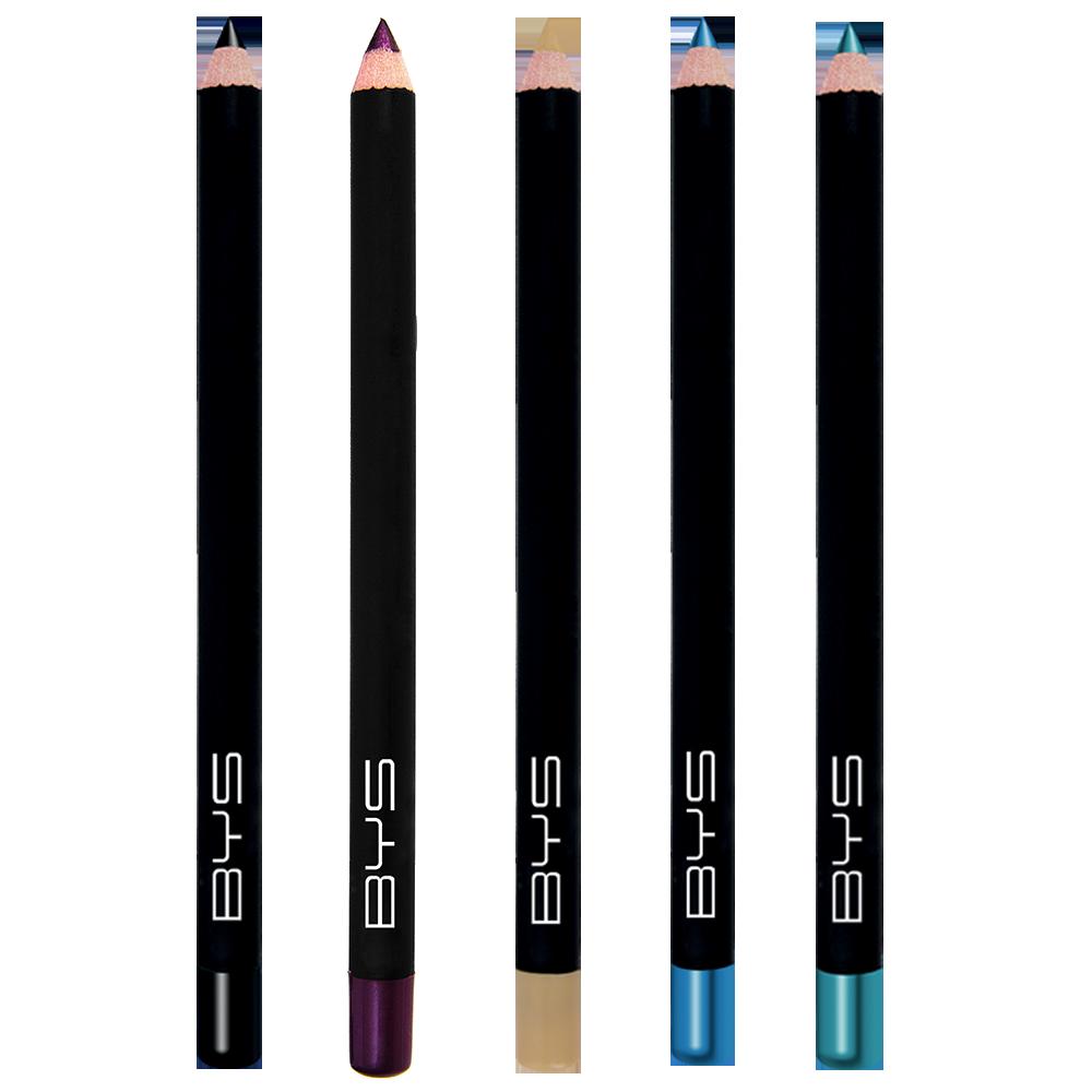 Assortiment de 5 Crayons Khôl