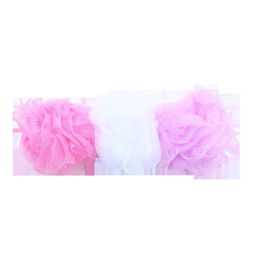 Lot de 3 Fleurs de douche