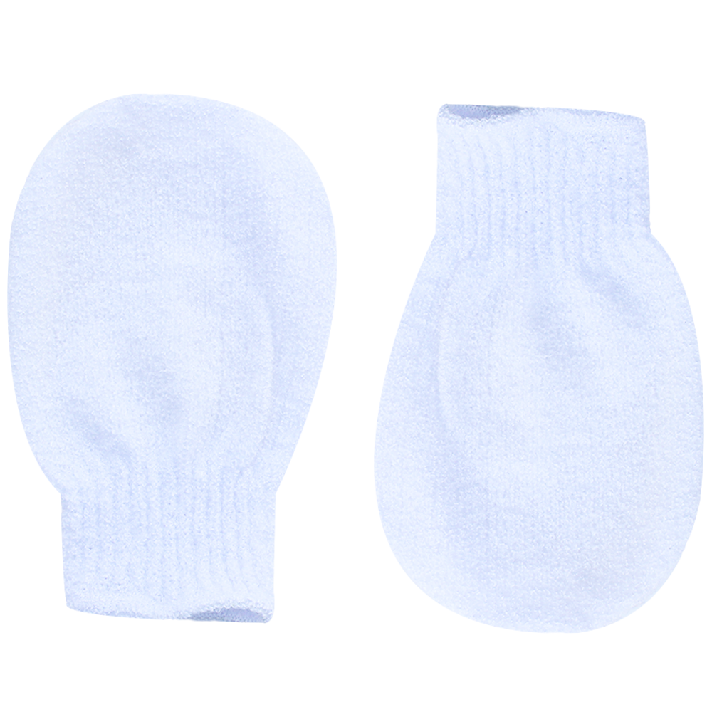 Lot de 2 Gants de douche Gommants