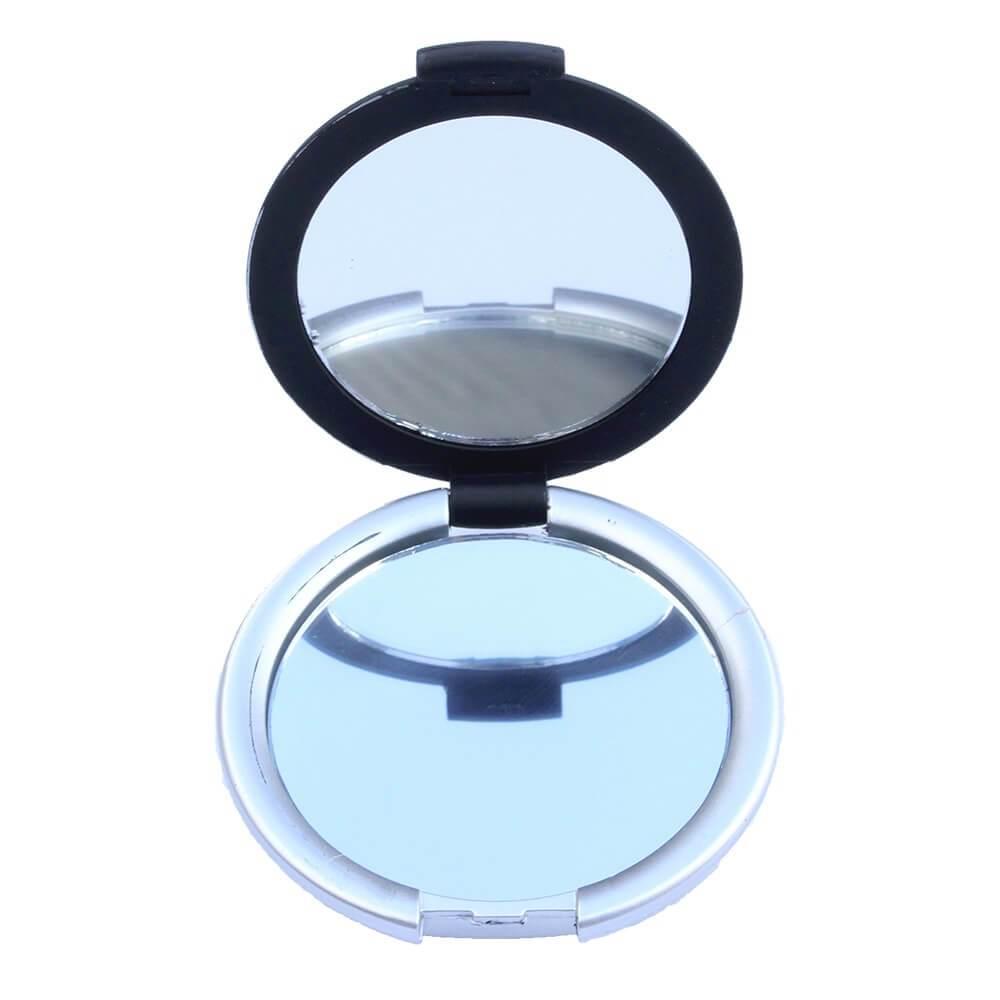 Miroir de poche pas cher 2 en 1 sur bys maquillage for Miroir sortie garage pas cher