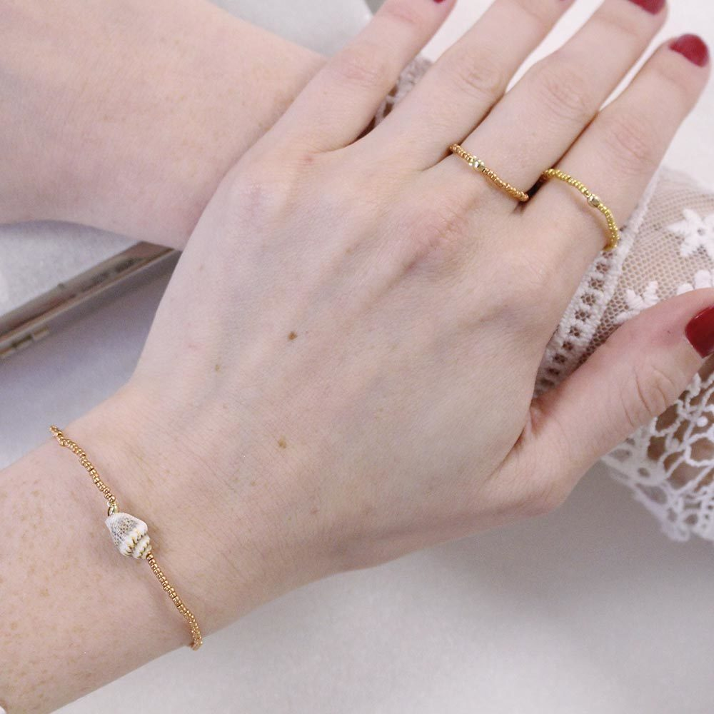 Bijoux createur or rose
