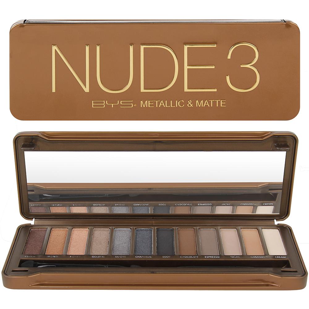 Palette Make-up Artist Nude 3 face