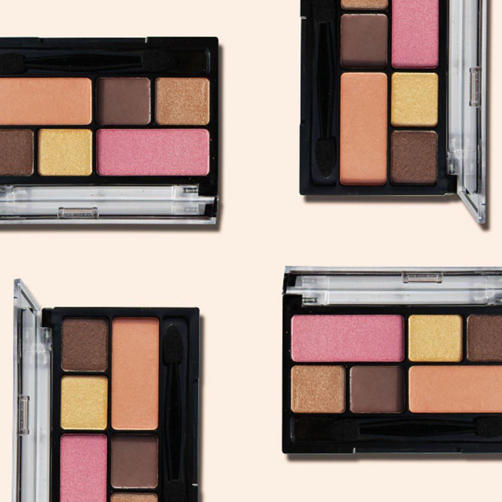 palette yeux pommettes nude look par bys maquillage. Black Bedroom Furniture Sets. Home Design Ideas