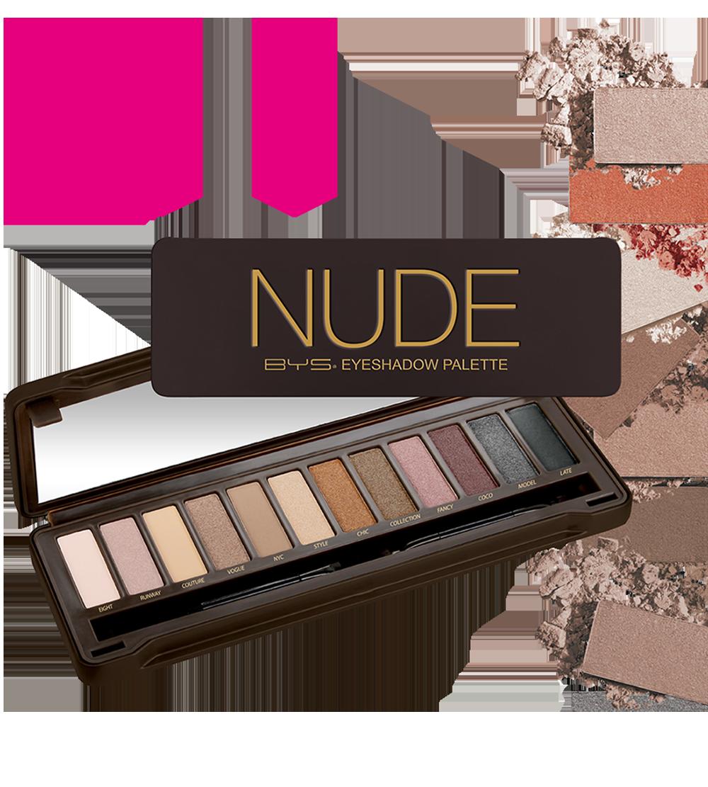 Palette Make-up Artist Nude face