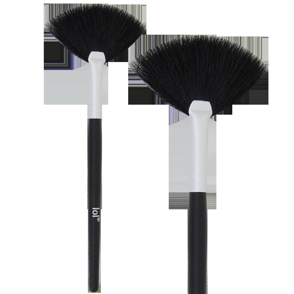 Pinceau eventail essentiel pas cher sur bys maquillage - Pinceau maquillage pas chere ...