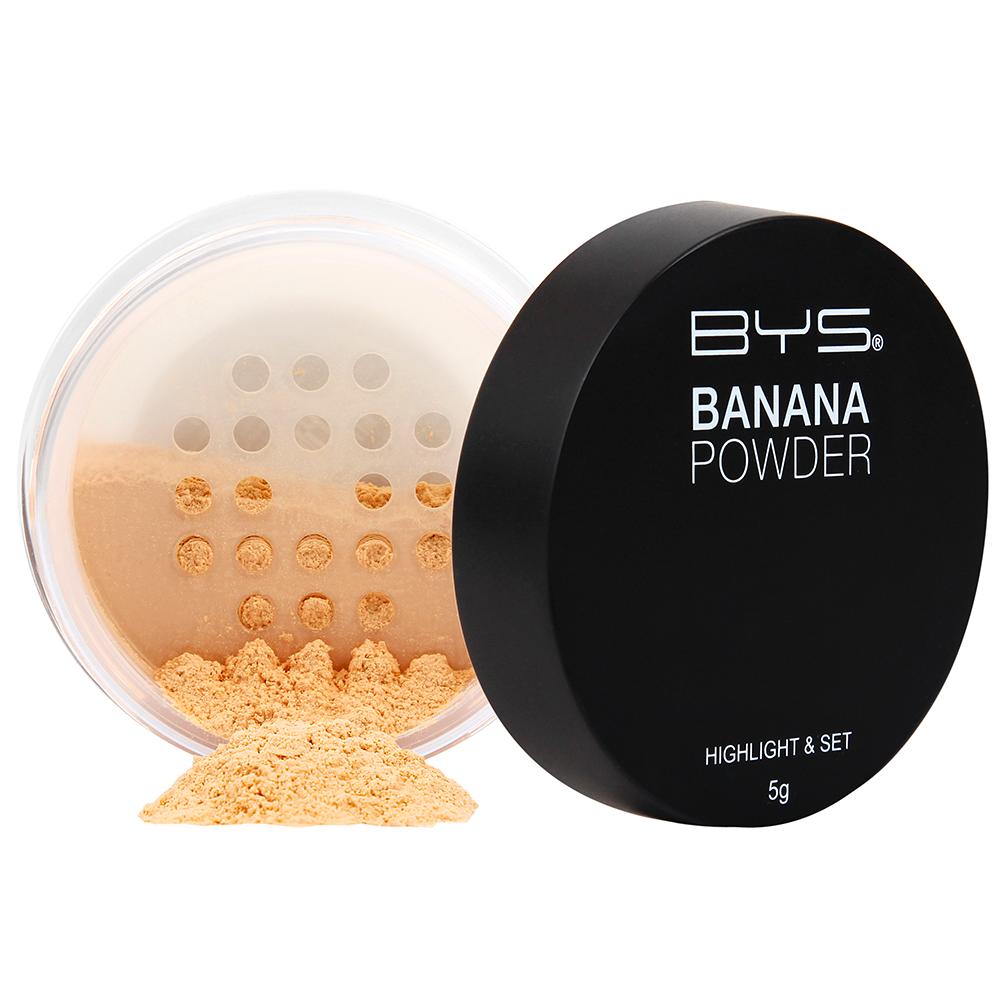 Poudre libre Banana Powder vue ouverte