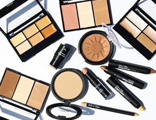 Collection de Maquillage & Contouring pas cher à partir de 1 euro