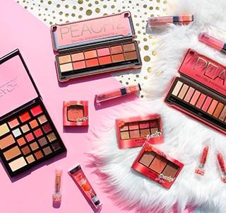 Découvrez la Collection Peachy BYS Maquillage