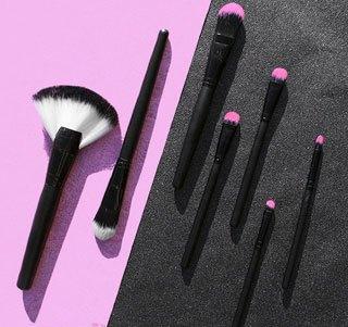Collection de pinceaux pas cher avec BYS Maquillage