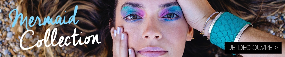 Collection Mermaid par BYS Maquillage