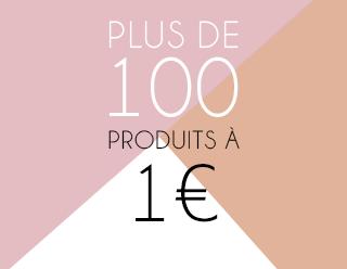 BYS Maquillage pas cher à partir de 1 euro